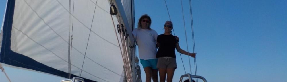 Walter & Karoline unterwegs mit der Segelyacht Toroa