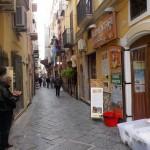 Einkaufsstraße Via Indipendenza