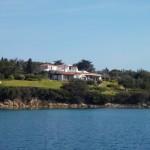 Villa an der Costa Smeralda