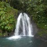 11_Wasserfall im Urwald